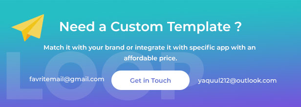 Boreal2 - Responsive Email Template for E-commerce Purposes - 6